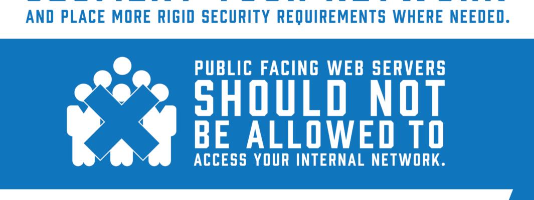 Security Best Practice #3: Segment Your Network